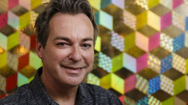 Comedian and author Julian Clary says writing a children's book was much more fun that writing for adults.
