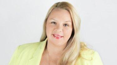 Annemarie Sansom, president of non-profit group the Australian Nanny Association, has raised safety concerns with Airtasker.
