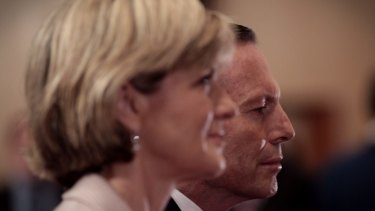 """Ms Bishop was reported to have gone """"bananas"""" at the Prime Minister Tony Abbott over the Fairfax Media report."""