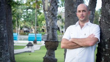 """Simon Ward of Bali Food Safari: """"We sold our house in Australia after 12 months – we're all in."""""""