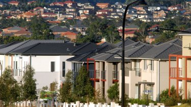 Blacktown has slipped into the unaffordable range.