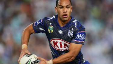 Locked in: Will Hopoate.