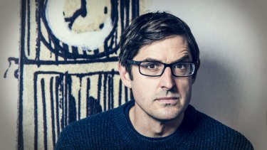 Louis Theroux says it would be ''quite weird'' to show disgust at the people he's interviewing.