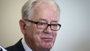 Outgoing Trade Minister Andrew Robb has clinched the deal.
