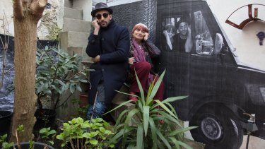 Jean-Paul Beaujon and Agnes Varda bring hyper-real art to life in <i>Faces Places</i>.