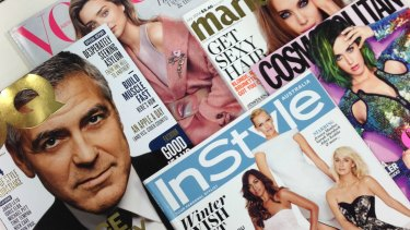 Five of Austraila's most popular glossy magazines recently featured more than $1.3 million of product in their editorial pages.