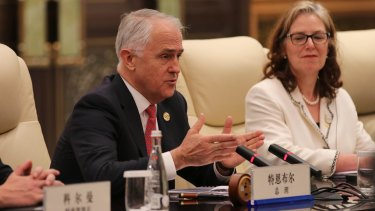 Australia set to negotiate free trade deal with Great Britain: Malcolm Turnbull.