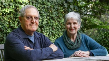 Authors Lyndsay Connors and Jim McMorrow