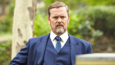 Dr Blake Mysteries starring Craig McLachlan has been pulled from ABC iView.