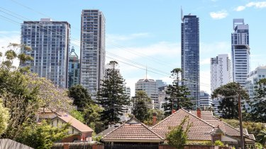 The question of density, housing and development, is likely to be a huge state election issue.