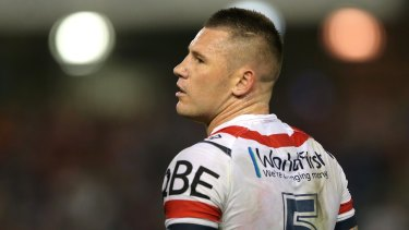 Shaun Kenny-Dowall lost his contract with the Roosters as a result of the charges,
