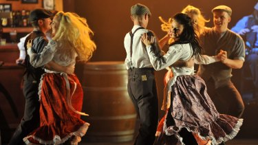 Irish Celtic hopes to capture some of the atmosphere and excitement of Riverdance.