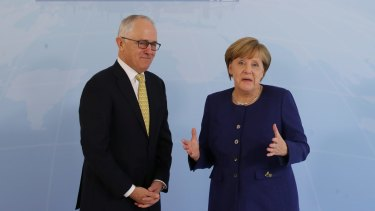 German Chancellor Angela Merkel, and perhaps Australia's Prime Minister Malcolm Turnbull, will push for open markets and paradoxically tell Xi to lean more heavily on North Korea.