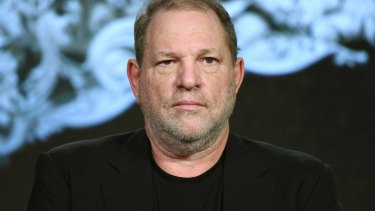 Hollywood producer Harvey Weinstein, who faces many serious sexual harassment claims.