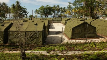 The facilities at the Manus Island Regional Processing Facility has cost Australia $2 billion.