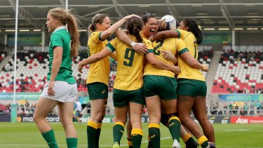 Female players are the biggest winners from new rugby union CBA.