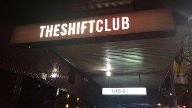 Oxford Street fixture: The Shift Club will remain on Google Maps.