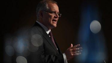 Scott Morrison's reform package includes a focus on renters.