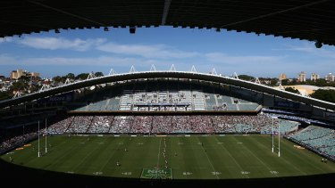 Allianz Stadium will be refurbished, not replaced.