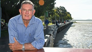 Cairns builder Roy Lavis saw his company CEC Group collapse, with some blaming its demise on the actions of the CBA.