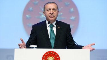 A busy week in diplomacy for Turkish President Recep Tayyip Erdogan.