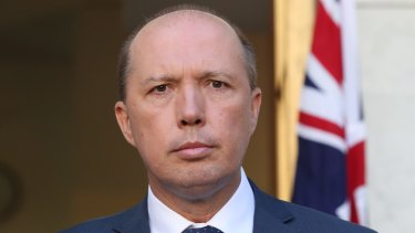 """Immigration Minister Peter Dutton's """"critical"""" policy has been delayed into the never-never."""