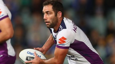Evergreen: Cameron Smith is gearing up for another Origin series.