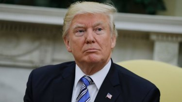 US President Donald Trump had called for a shutdown of Muslims entering the US during his campaign.