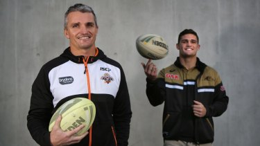 Rebuild: Wests Tigers coach Ivan Cleary hasn't decided on a captain yet.