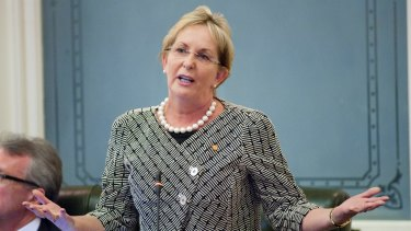 Ros Bates will defy expectations and be the LNP candidate for Mudgeeraba at the next election.