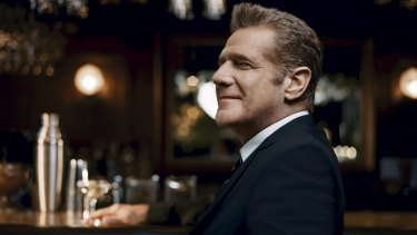 Eagles co-founder Glenn Frey performed with the Melbourne Pops Orchestra in 2013.
