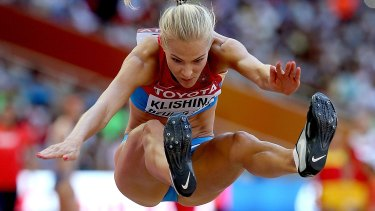 Russia's sole track and field competitor, long jumper Darya Klishina, has been suspended from the Games, sources say.