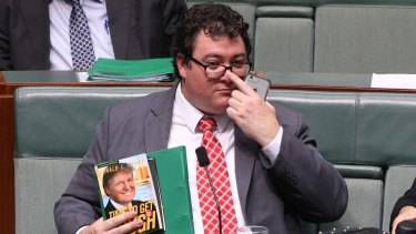 Coalition backbencher George Christensen says he'll write to Prime Minister Malcolm Turnbull and senior ministers on the issue of 457 visas.