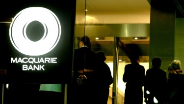 Shining light: Macquarie clients are still waiting for answers over investments.