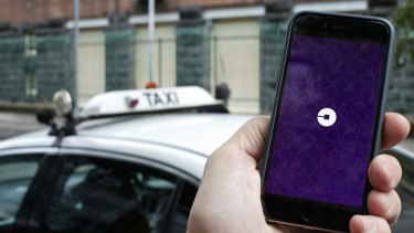The taxi industry will be compensated when Uber and other ride-sharing services are legalised in Queensland.