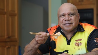 For Australian singer and songwriter Archie Roach, music is very much about healing.