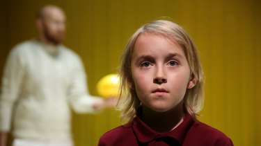 The child actors are a revelation, hardening from moments of intimate flow into an uncanny, defiant kind of negative presence.