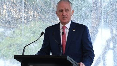 Malcolm Turnbull has moved to a new phase in his leadership.