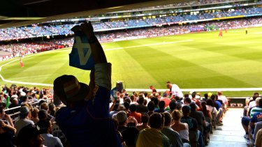 A new strategy could see the Etihad Stadium's internal seats and walkways carrying branding.
