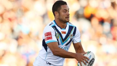 Finals fever: Jarryd Hayne is excited about the do-or-die fixture.