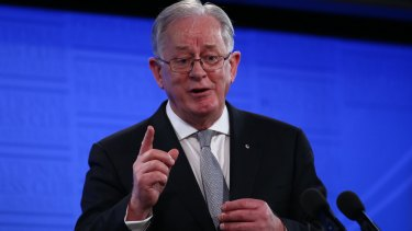 Former trade minister Andrew Robb has profited well from his political knowledge and influence.