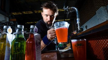 Dean O'Callaghan has had to pull his kombucha from 700 stockists.