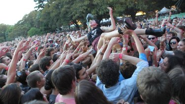 Elsewhere, pills have been tested at youth music events for almost 20 years.