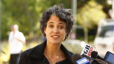 Clinical director of St Vincent Hospital's Alcohol and Drug Services, Professor Nadine Ezard.