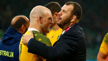 Wallabies and Brumbies captain Stephen Moore is on the verge of signing a new deal.