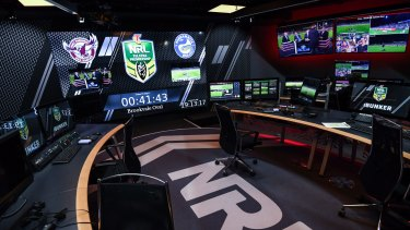 Impressive: The Bunker is good to go ahead of Manly's clash with Parramatta.