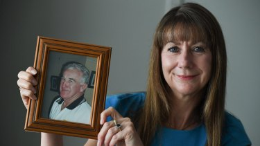 Carmel Pickup watched her father die of pancreatic cancer and was determined to avoid the same fate.