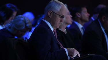 Prime Minister Malcolm Turnbull distanced himself from the WA election campaign.