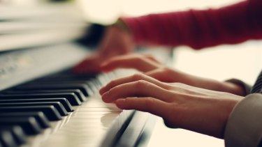 Mastering piano was too much for Andrew Ford, but he has excelled in composition.