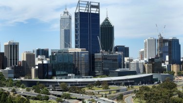 Office vacancies, alfresco laws and vacant shops are just some of the problems facing the Perth city council.